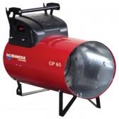Generatore d'aria calda BM2 GP 65M alimentato a GPL