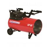 Generatore d'aria calda BM2 GP 85M alimentato a GPL