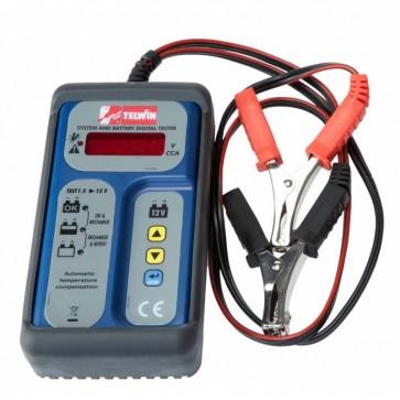 Tester Digitale Intelligente per Batterie Auto Telwin DTS700 12 Volt