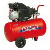 Compressore Coassiale Dari Smart 50/210 50 Lt 2 HP