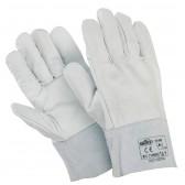10 paia guanti in pelle fiore di bovino Industrial Starte 07138