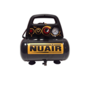Compressore Nuair New Vento 6 Lt 1 HP