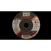 Mole Abrasive da Taglio Sait DS-125x1,6-A46P CONF 10 PZ