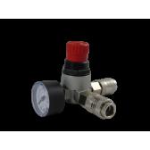 Riduttore di pressione Micro con due uscite VEPA F200B/4 ¼''
