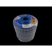 10 Dischi lamellari allo zirconio GRINDING ZA-115 grana 40