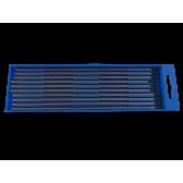 Confezione 10 elettrodi tungsteno puro verde W20 Iceb 3,2 mm x 175 mm