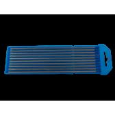 Confezione 10 elettrodi tungsteno + lantanio 2% blu WL20 Iceb 3,2 mm x 175 mm