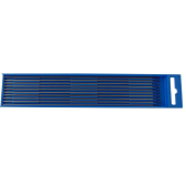 Confezione 10 elettrodi tungsteno + lantanio 2% blu WL20 Iceb 1,6 mm x 175 mm