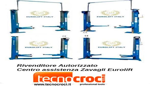 rivenditore ponti sollavatori zavagli eurolift centor assistenza